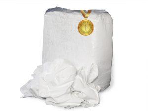 Luddfria trasor från INGROSS. Vita bomullstrasor av högsta kvalitet