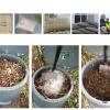 mAqua bag är miljövänlig och komposterbar