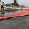 noflood-flex-wall-översvämningsbarriär-byggarbetsplats