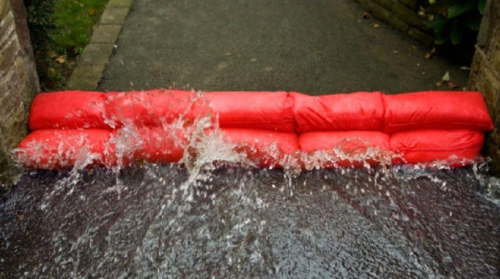 hydrobarriar-oversvamningsskydd